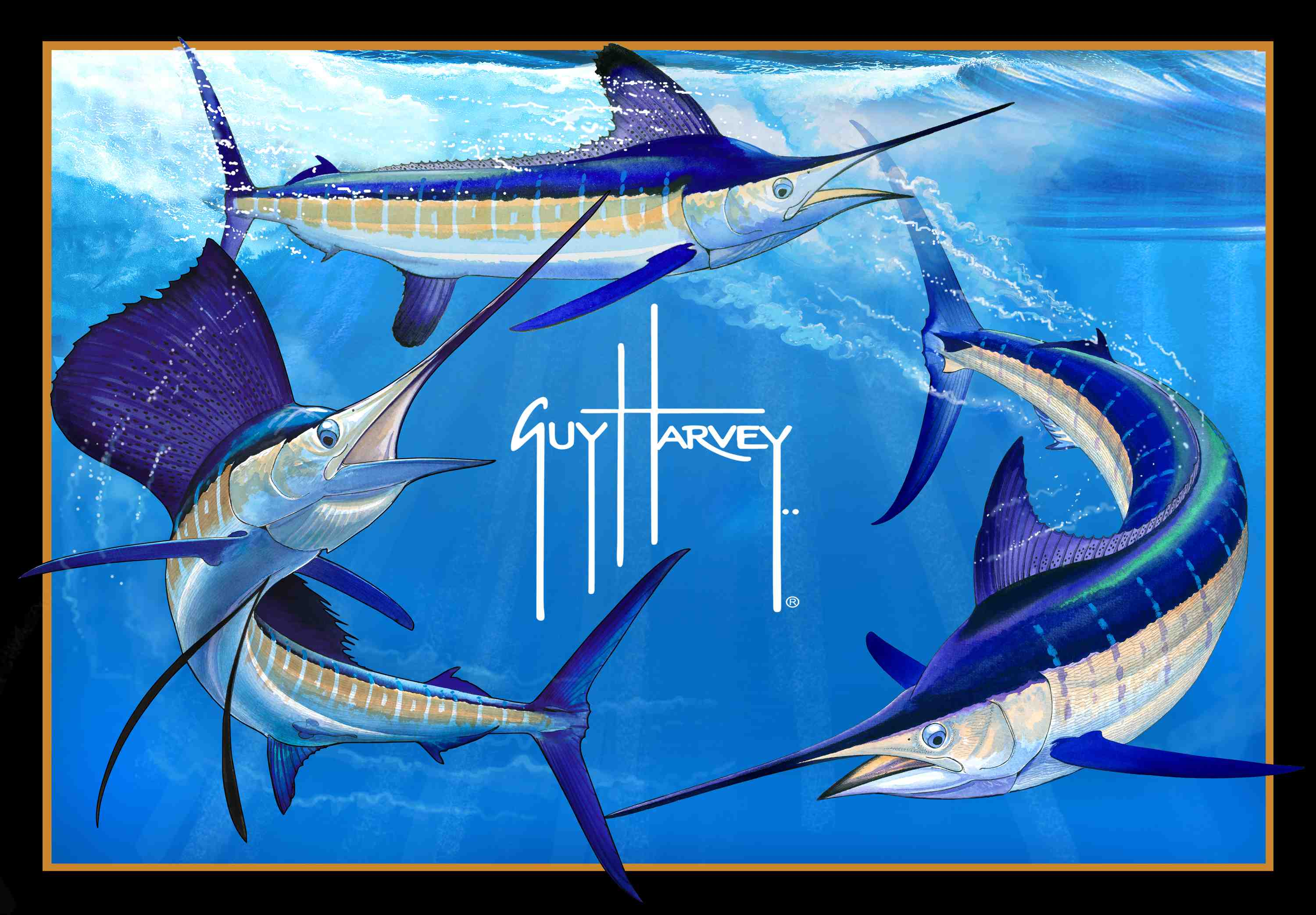 Guy Harvey Milliken Announce Partnership