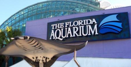 Florida aquarium coupons